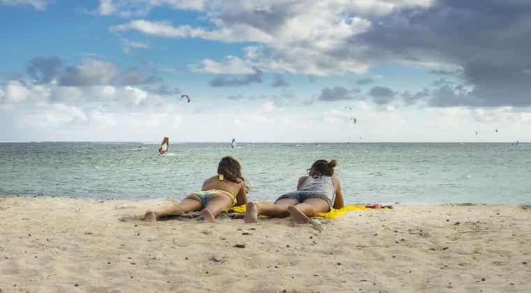 mauritius Strand Le Morne