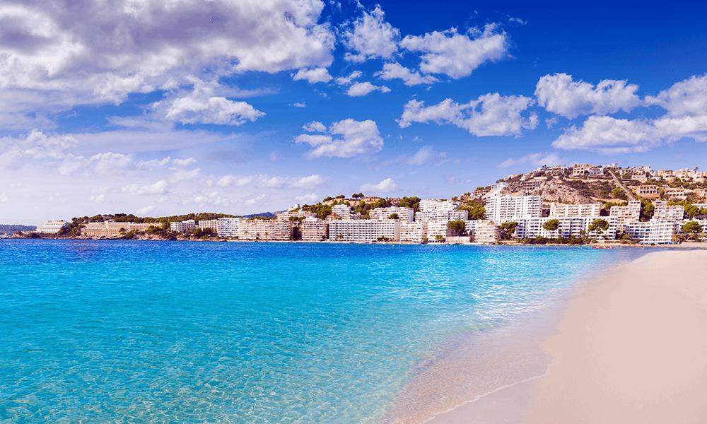 Santa Ponsa ist einer der beliebtesten Orte der Stars.