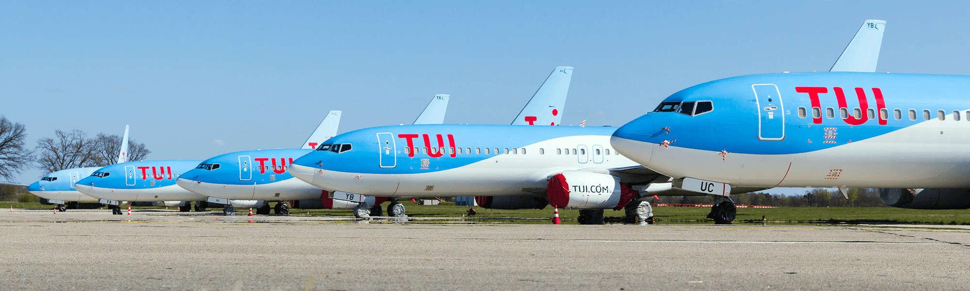 Das Storage-Programm bei TUI fly