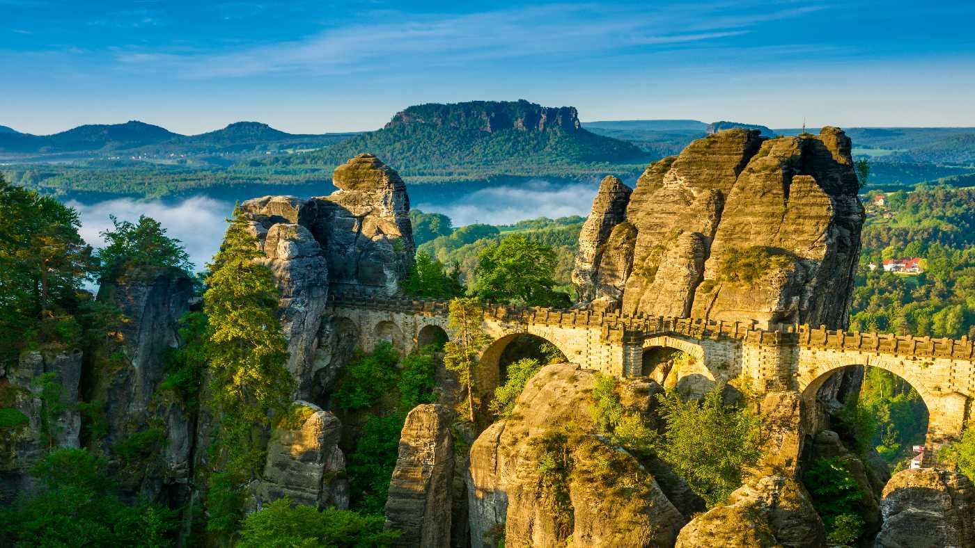 Naturlandschaften Deutschland