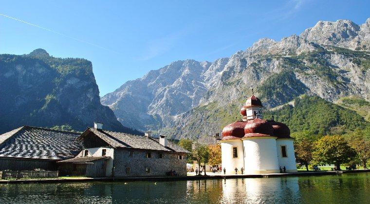 nationalpark berchdesgadener land