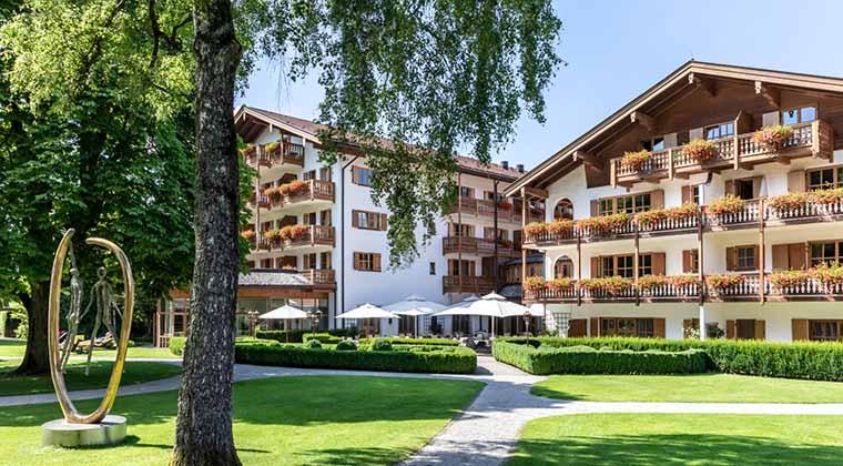 Relais & Château Park-Hotel Egerner Höfe