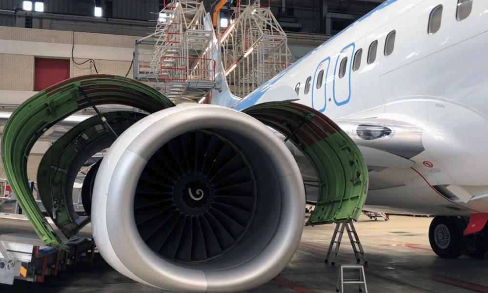 Beim Technik-Check ist das Kontrollieren der Engines und der Flight Controls besonders wichtig.