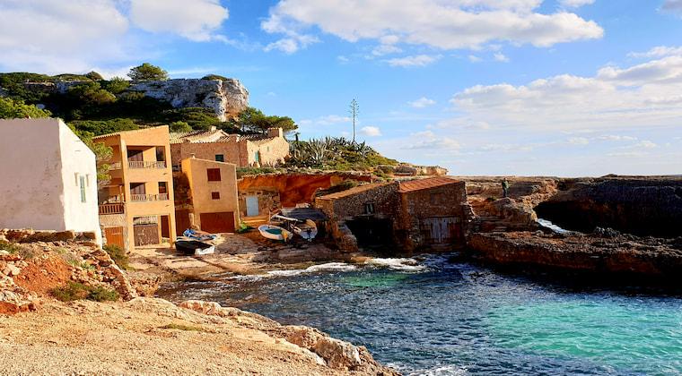 Cala S`Almunia auf Mallorca