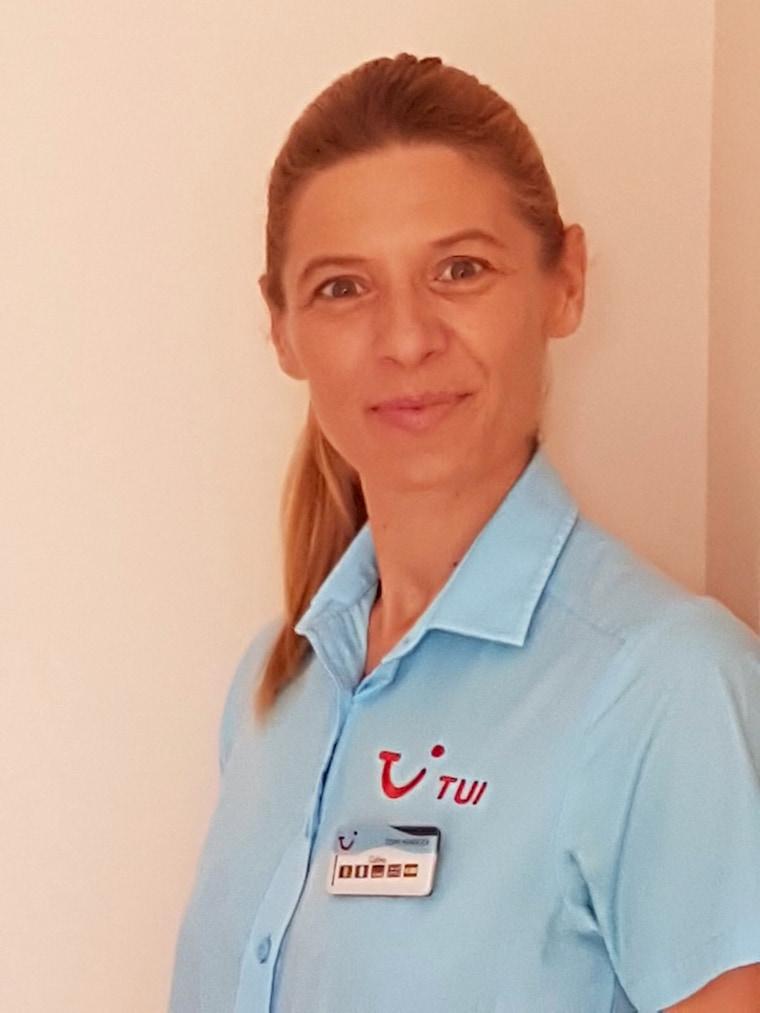 Celina TUI Service Gran Canaria