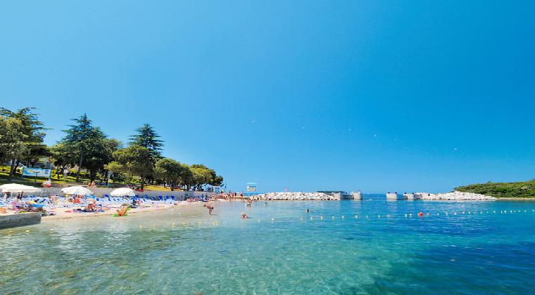 Kroatien Ferienanlage Belvedere