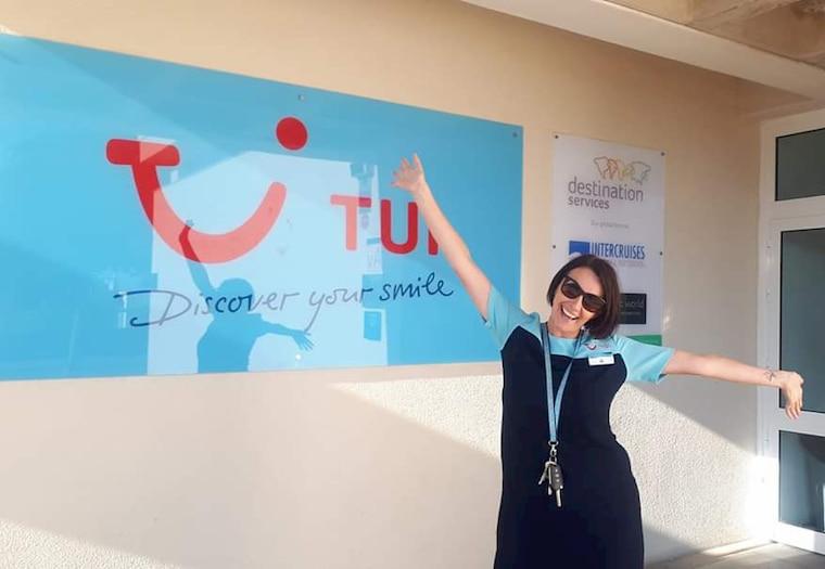 Katie TUI Service Delivery Manager Lanzarote