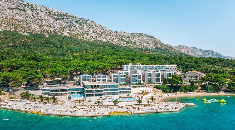 Hotel Morenia in Kroatien