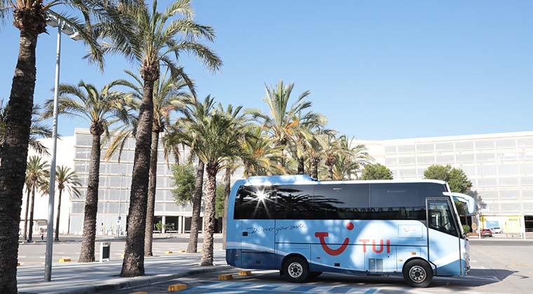 Transfer vom Flughafen Palma