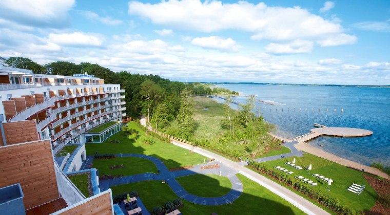 TUI Blue Hotel in Fleesensee