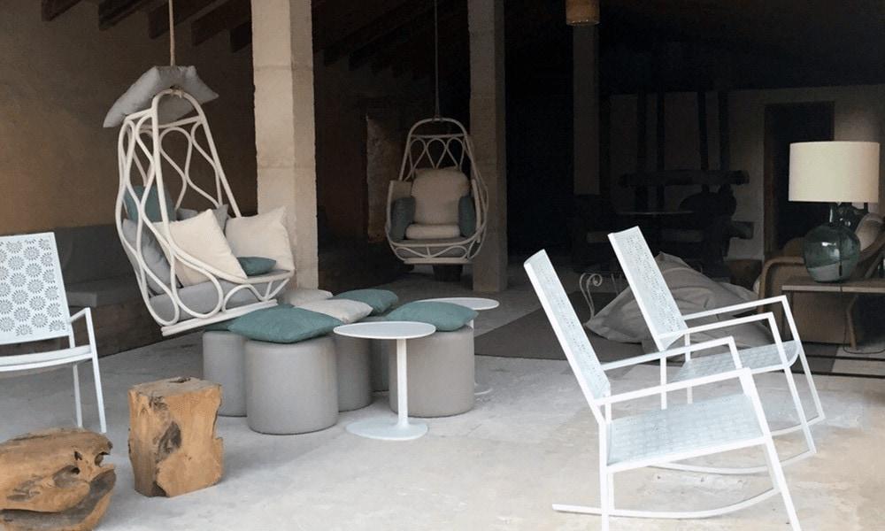 Ankommen und stilvoll entspannen heißt es im Landhotel Can Bonico.