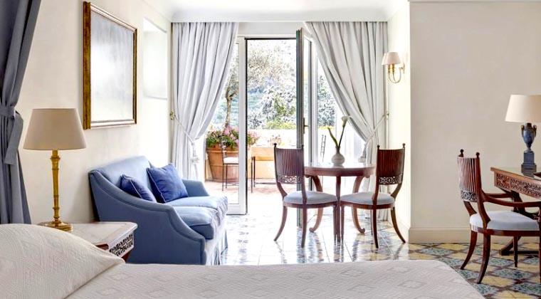 Belmond Hotel Caruso Zimmer