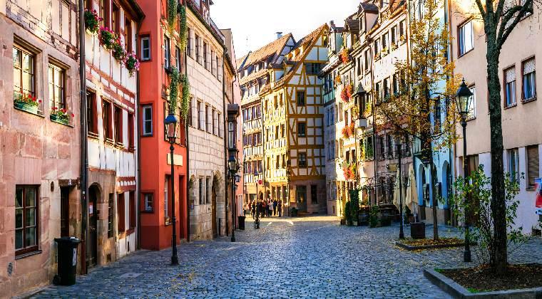 Bezaubernde Altstadt Nürnberg