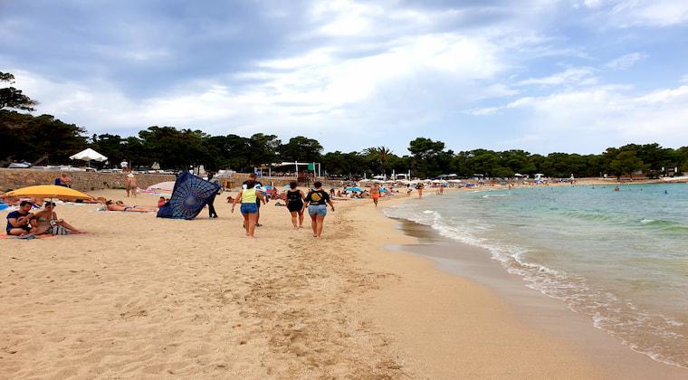 Strand der Cala Bassa