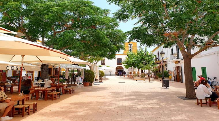 Santa Gertrudis de Fruitera Ibiza