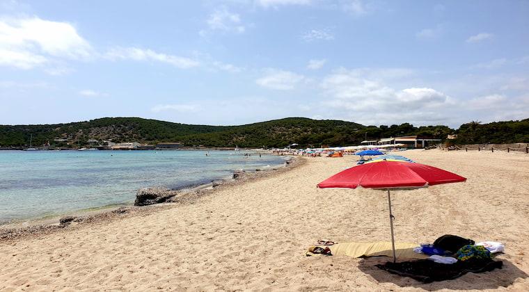 Ses salines Ibiza