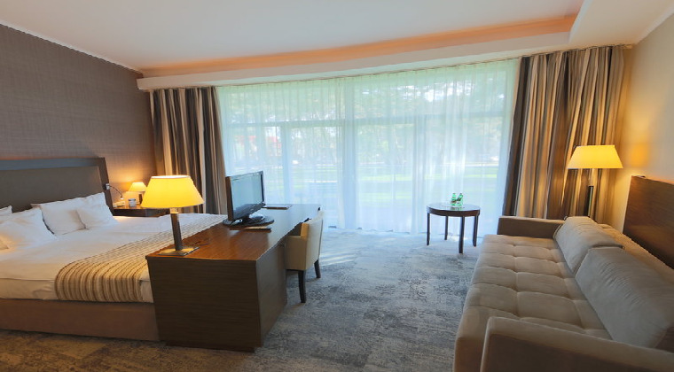 Zimmer im Havet Hotel Resort SPA