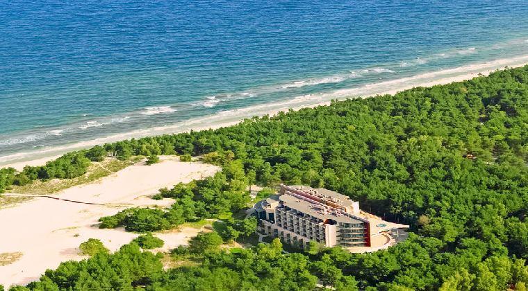 Havet Hotel Resort SPA in der Natur gelegen