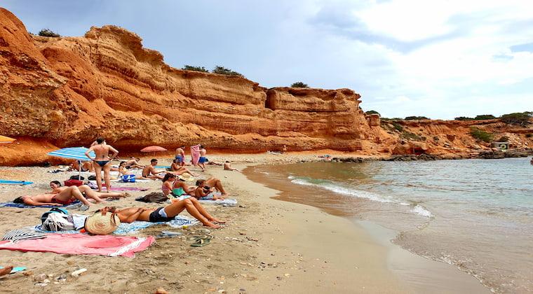 Sa Caleta Playa