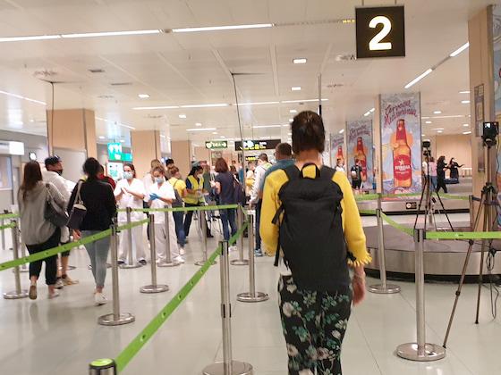 Sicherheits Check In Einreise Ibiza