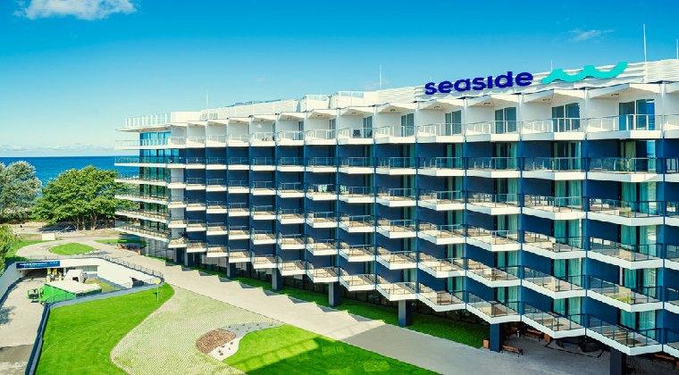 Aussenansicht Seaside Park Hotel