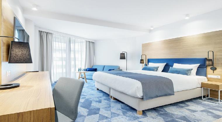 Seaside Park Hotel Zimmer