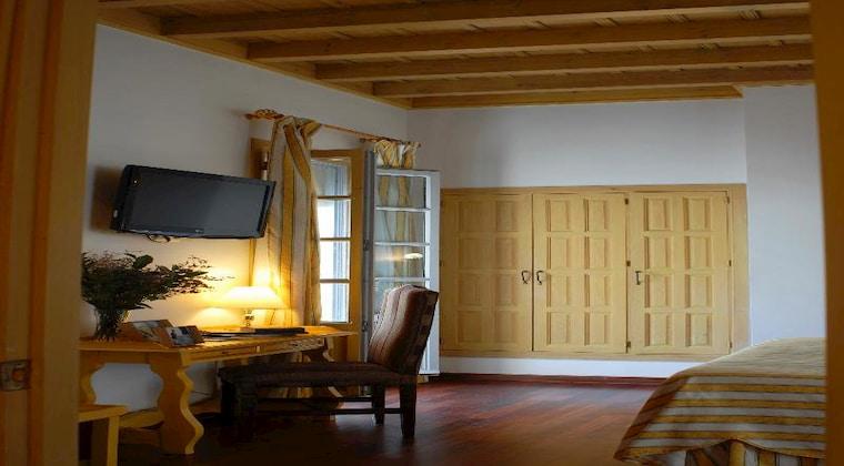 Zimmer im Hotel Casas de la Juderia