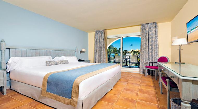 Zimmer im Hotel Fuerte Conil