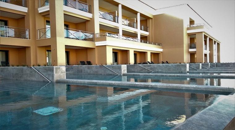 Swim Up Zimmer im Hipotels Barrosa Palace