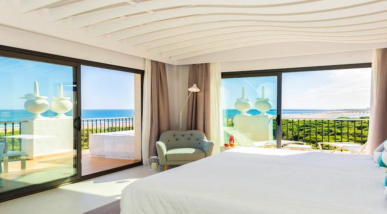 Doppelzimmer Deluxe im TUI Blue Isla Cristina Palace