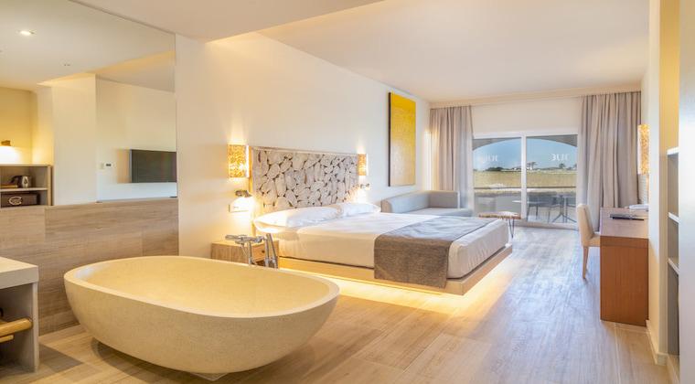 Standard Doppelzimmer im TUI Blue Zahara Beach