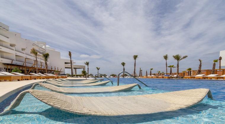 Toller Poolbereich am TUI Blue Zahara Beach
