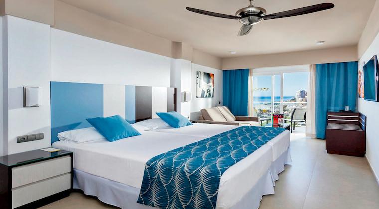 Doppelzimmer im Riu Costa del Sol