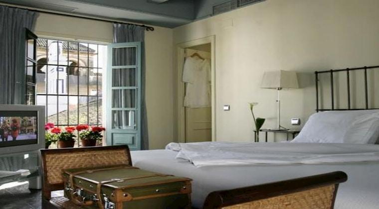 Doppelzimmer im Hospes las Casas del Rey de Baeza