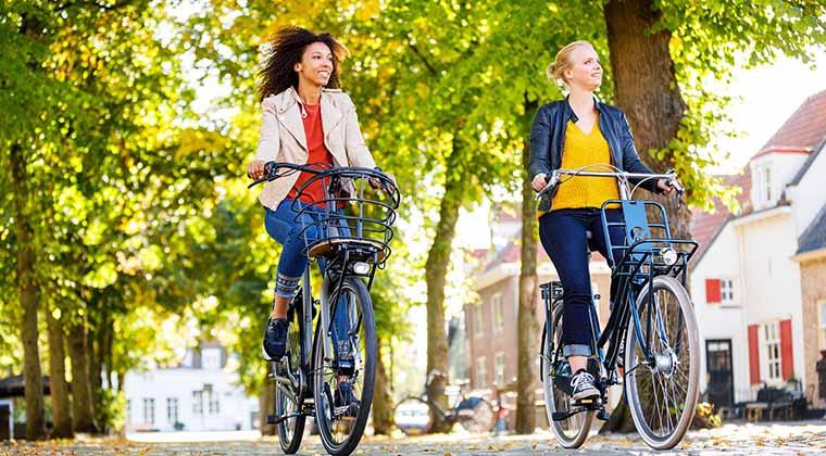 Radfahren in der Niederlande
