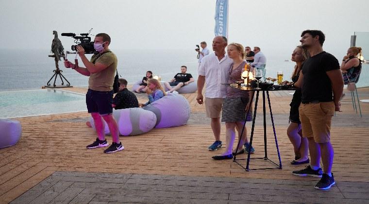 Helfer Event Robinson Fuerteventura