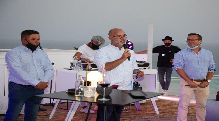 Redner Helfer Event Robinson Club