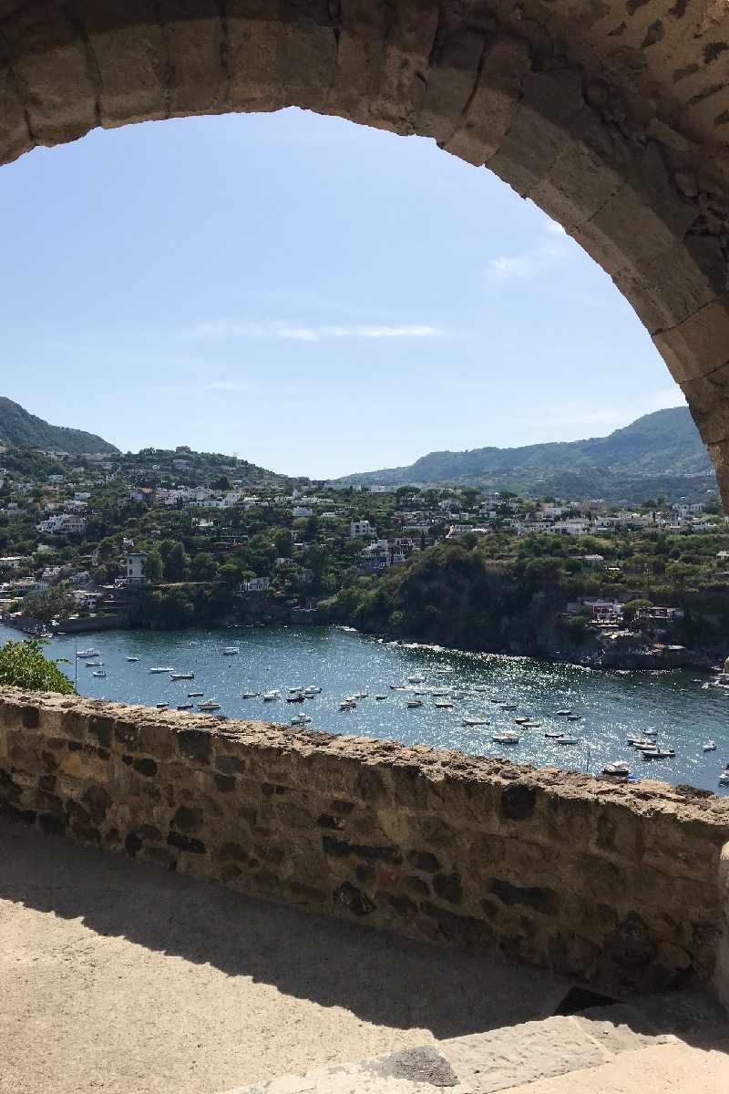 Golf von Neapel Insel Ischia