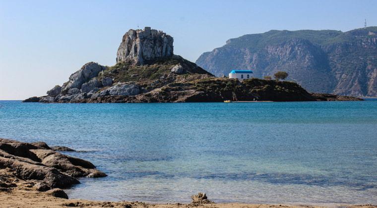 Basilica von Agios Stefanos