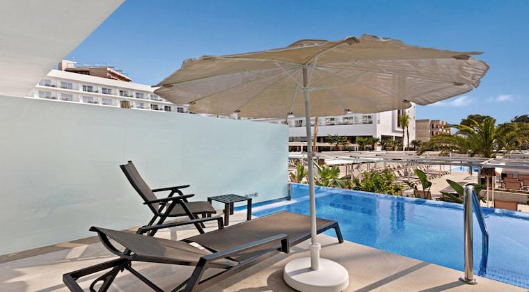Riu Playa Park Mallorca Swim up Zimmer
