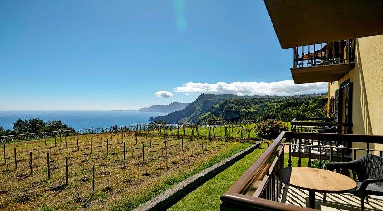 Hotel Quinta Do Furao Santana Blick aufs Meer