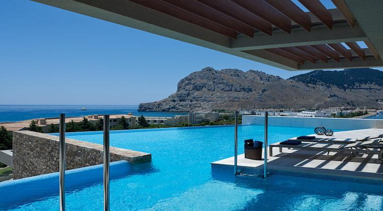 TUI Blue Atlantica Imperial Hotelzimmer mit eigenem Pool