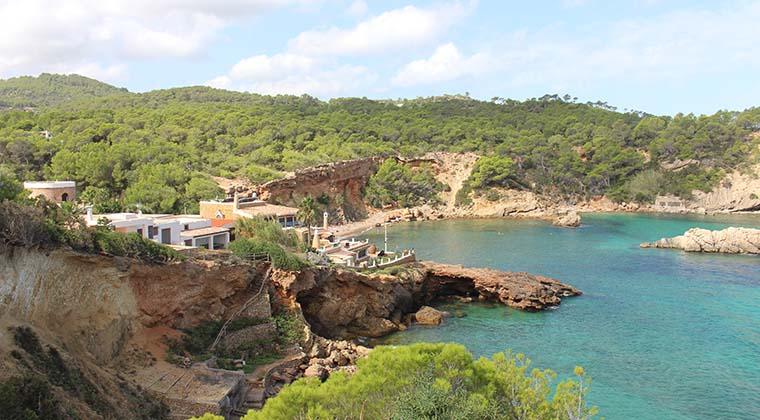 Ibiza Strand Cala de Xarraca