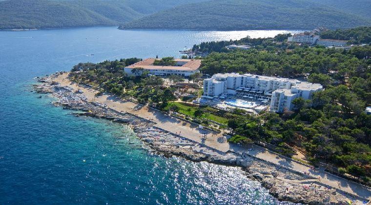 Valamar Sanfior Hotel Aussicht