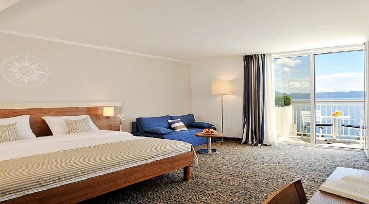 Valamar Sanfior Hotel Zimmerausstattung