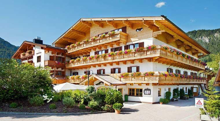Wellness Familien Hotel Schörnhof