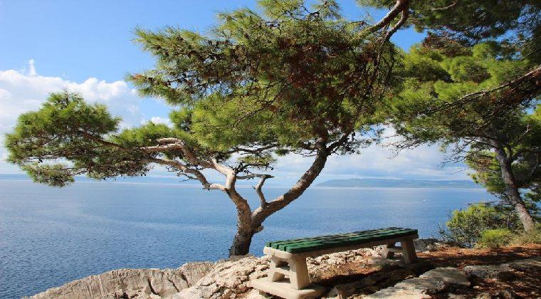 Makarska Riviera Szenerie