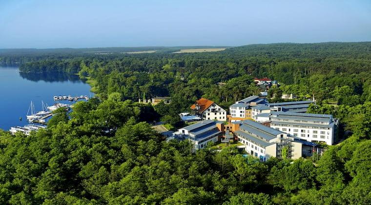Aussenansicht Hotel Esplanade Hotel & Spa