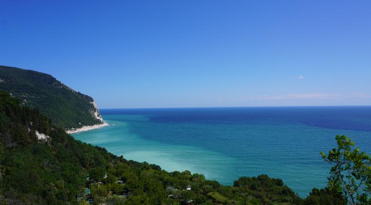 Italienische Riviera Monte Conero