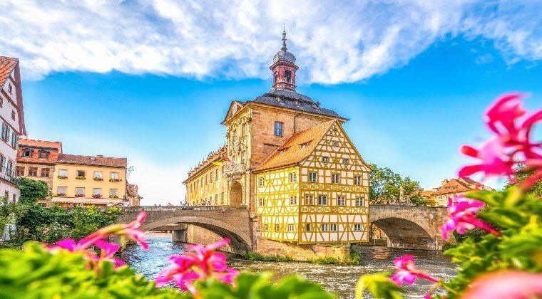Die Stadt Bamberg